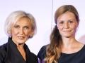 Waltraud Groll (PR Groll), Nicole Pavlovic (Brand Manager Delta Pronatura)