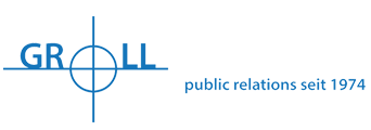PR Groll - public relations seit 1974