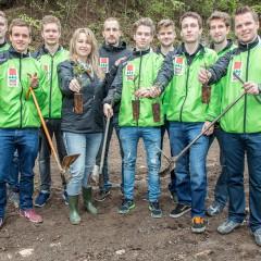 """Bonbonmeister® Kaiser """"Mein Wohltuwald!"""": 2014 Tannen sagen DANKE!!!"""